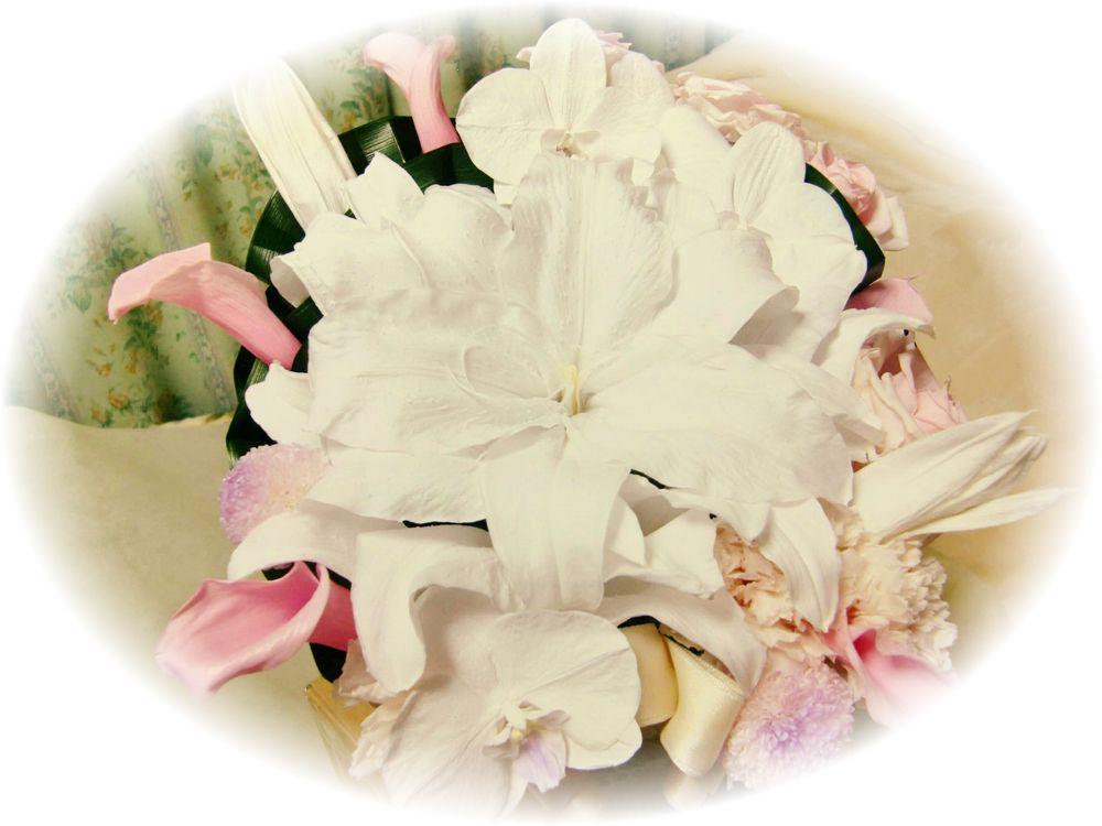 豪華なカサブランカの仏花